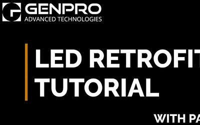 LED Retrofit Tutorial