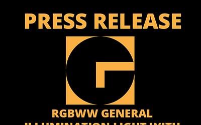 Genpro Advanced Technologies Launches Full Spectrum RGBWW General Illumination Light with Theatrical Capabilities